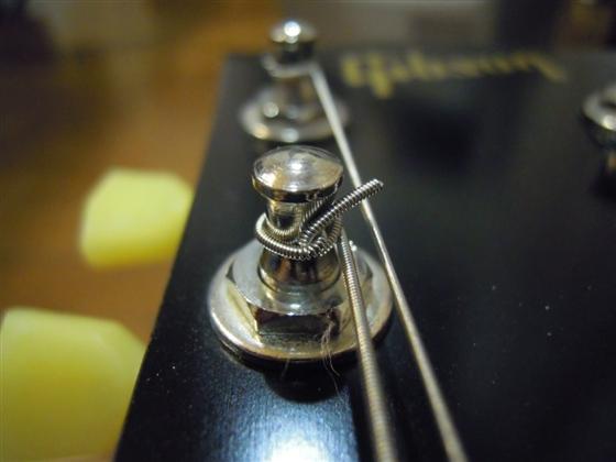ギブソン巻き6弦